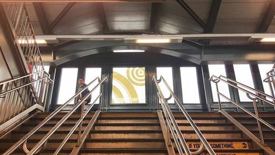 Nbc4ny Flushing Rooseveltave Rooseveltavenue 7train Mta Trainstation Train Nyctransit Queens NYC Newyorkcity Newyork Jacksonheights