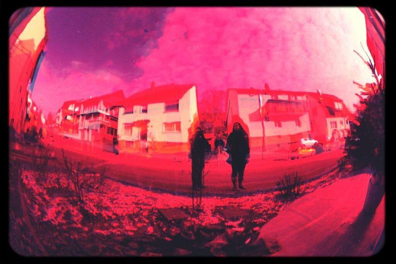 Mirror (with @wurzelfrau) Mirror Red