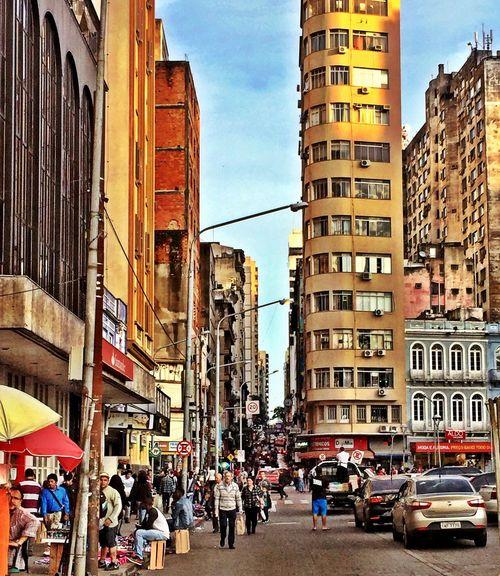 El Centro de Porto Alegre