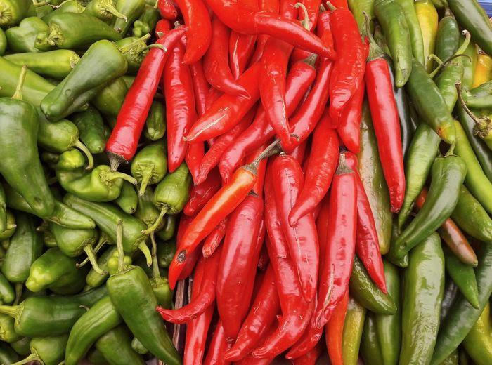 Chilis at the