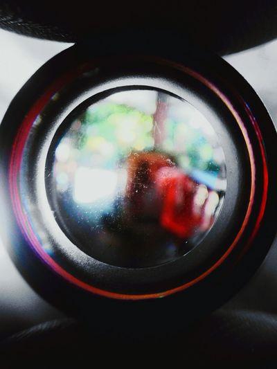 Camera - Photographic Equipment Circle Reflection First Eyeem Photo Macrolensmobile