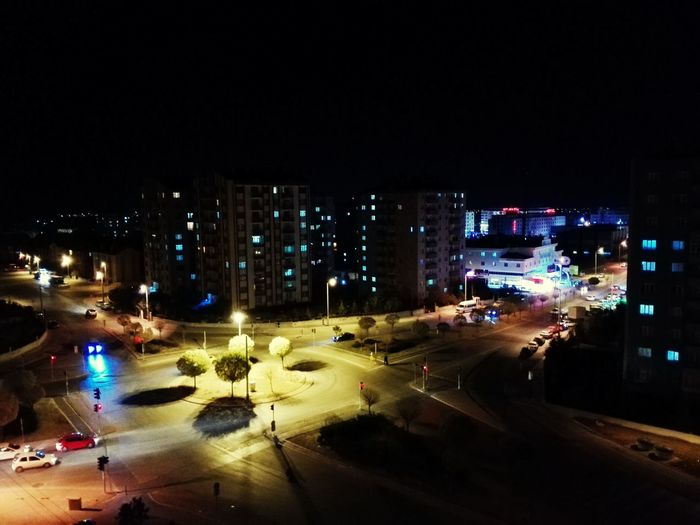 Check This Out Night City Lights Night Lights Konya Bosna Hersek Konya
