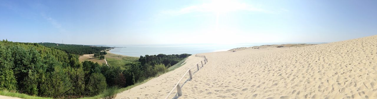 The dunes of Nida, Lithuania Enjoying Life