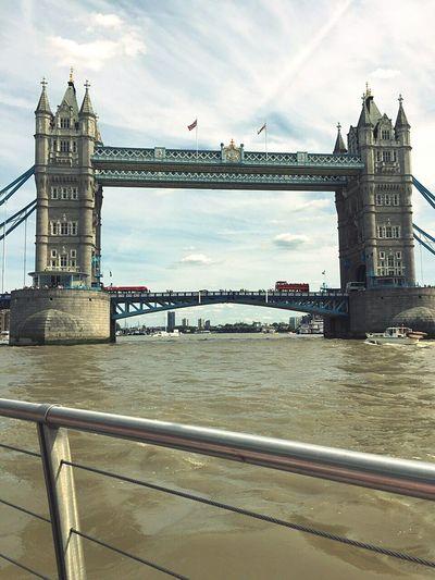 London Bridge Hello World Morning Light Architecture Summer LONDON❤ England ✝ United Kingdom