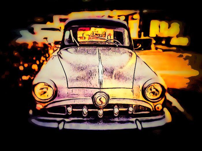 Voiture Voiture Retro Voiture Ancienne Old Car