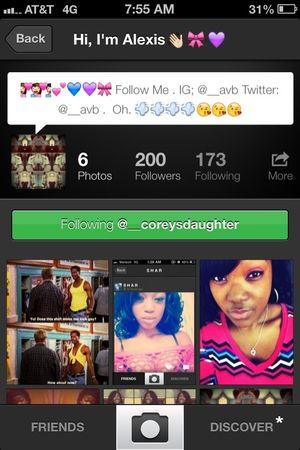 S/o To Her She Cute So Stop Wat U Doing & Go Follow Her !