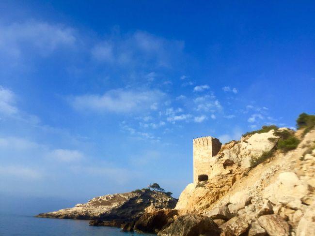Erevine Côte Bleue Marseille Mer Sea Mediterranean  Mediterranean Sea Méditerranée Tour