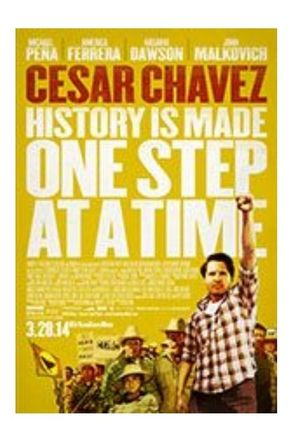 TAKE PART SUPPORT THE MOVIE, A TRIBUTE TO A GREAT LEADER..VIVA CESAR CHAVEZ!! Not My Pic Stand For Something Or Youll Fall For Anything!! Sisepuede