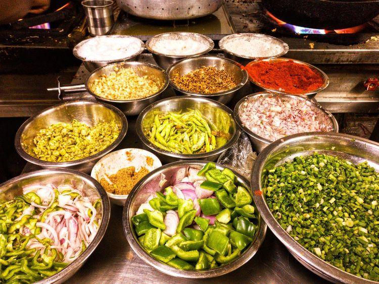 Variation Choice Arrangement Food Food And Drink Abundance Large Group Of Objects Freshness High Angle View Container No People Indoors  Healthy Eating Day Close-up spices India spicy