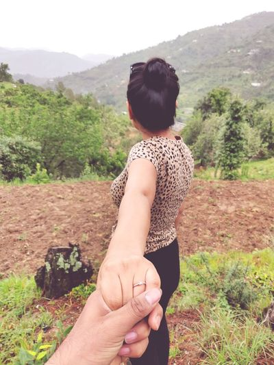Proposal in the Mountains Girl Oneplus Oneplus6 Awesomely Creative Cute Moody EyeEm EyeEmAwards Market India Krvishaljha Oneplusphotograpgy Travel Destinations Serenity Mountains Morning Rainy Days Back EyeEm Selects Human Hand Tree Mountain Young Women Women Rural Scene Sky Landscape Woods Forest