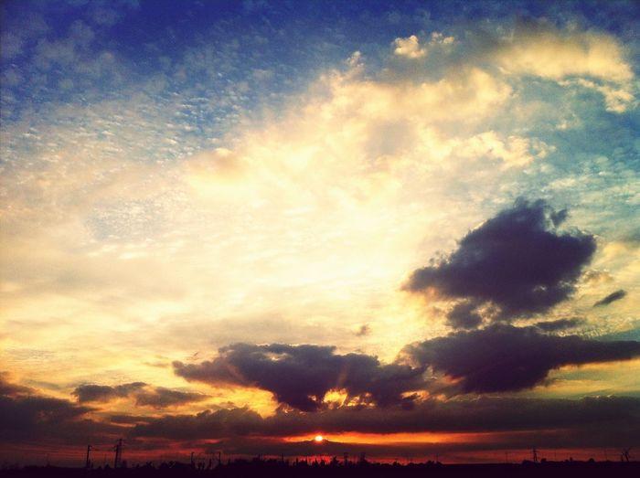 September Sunset 2 UK Sunset