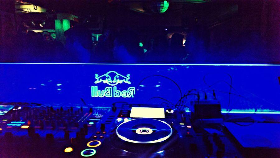Dj Set Nightlife Kite Turntable Nightclub Ankara