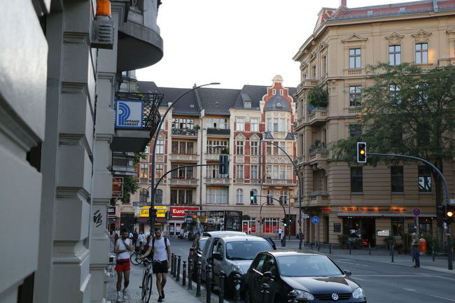 Architecture Beautiful Berlin Cars Historical Building Love Schöneberg Streets Architecture Building Exterior Built Structure City David Bowie Hauptstrasse Historic Lifestyles Street Urban Urban Life