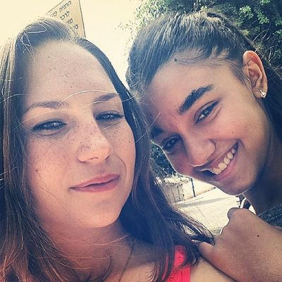 Russiangirlsss_ Cute Israel Prettygirls instagram israeligirls pretty russian Nastya Yana עם הקטנטונת המהממת♡
