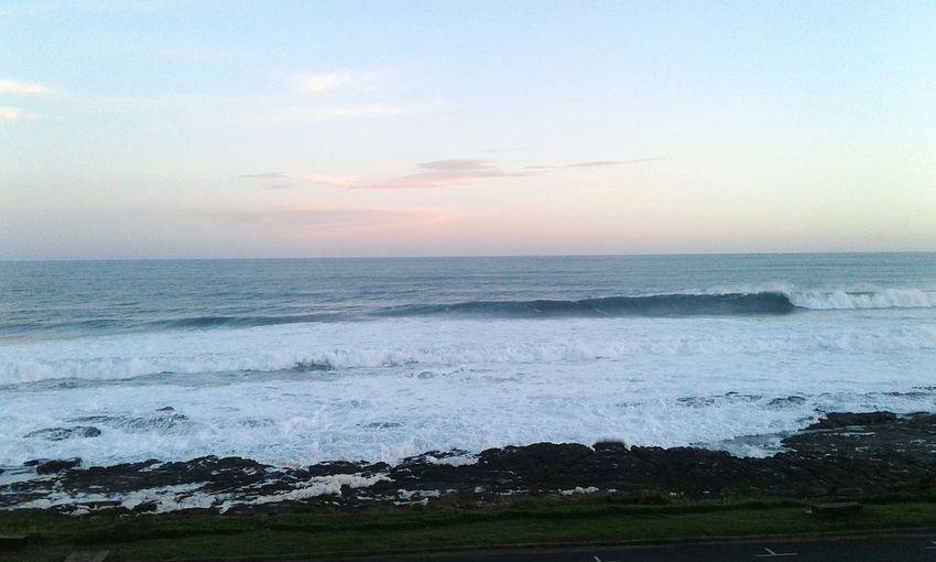 Waves High Tide