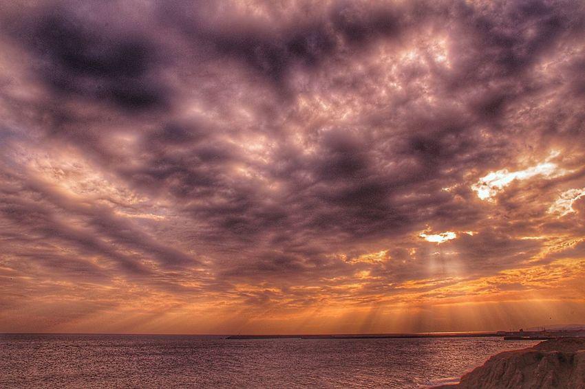 あなたと行きたかった場所。 サザンビーチ Sea あなたと見隊 あなたがいるソラ 天使の梯子