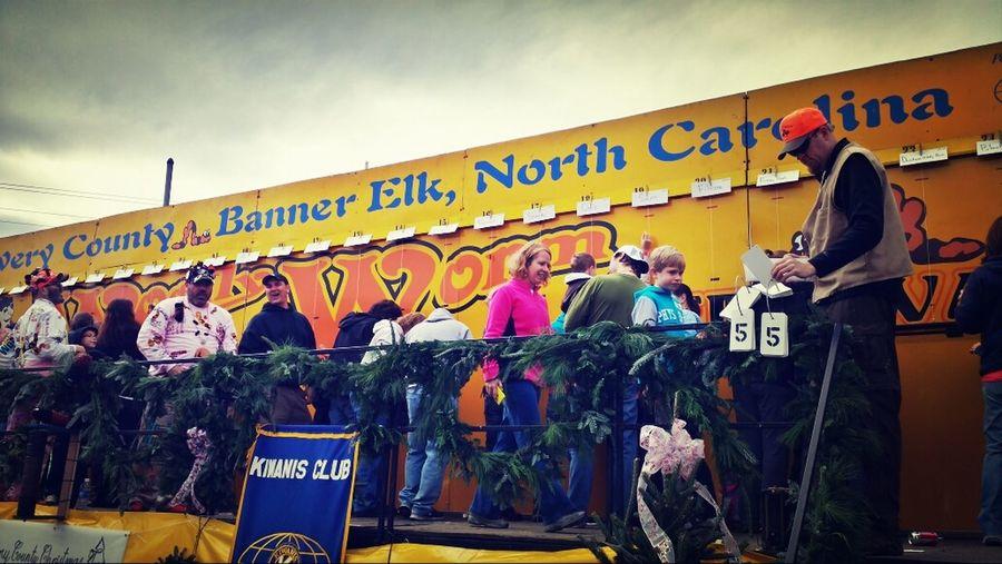 Wooly worm race North Carolina Wooly Worm Festival Banner Elk N.c.