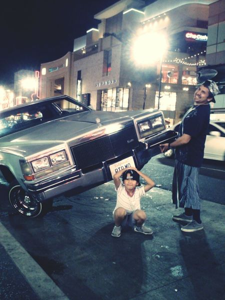 Taking Photos Check This Out Low Rider  Me And My Baby Brother dont baby dragon i got u