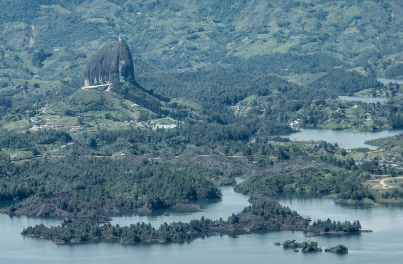 El Peñol,Antioquia Green Guatapé Reservoir Nature Photography Antioquia Areal View Beauty In Nature Dam Day Energy Production Lake Mountains Nature No People Outdoors Reservoir Scenics Water