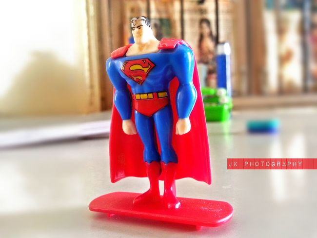 I Am Superman Toysoldier