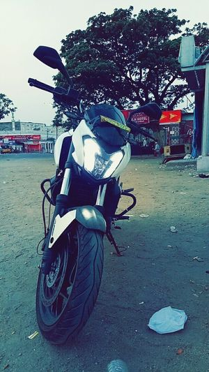 Bikes Transportation Mode Of Transport Land Vehicle Street Motorcycle Riding Bicycle Day Outdoors No People City Dominar400 Transportation Road Photography Dreambig