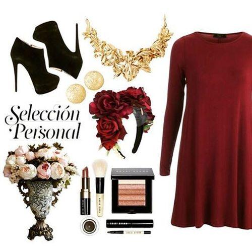 Outfit Outfitoftheday Nightout Redandblack Goldaccessories Fashion Instafashion