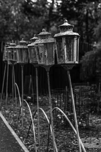 Lanterns at