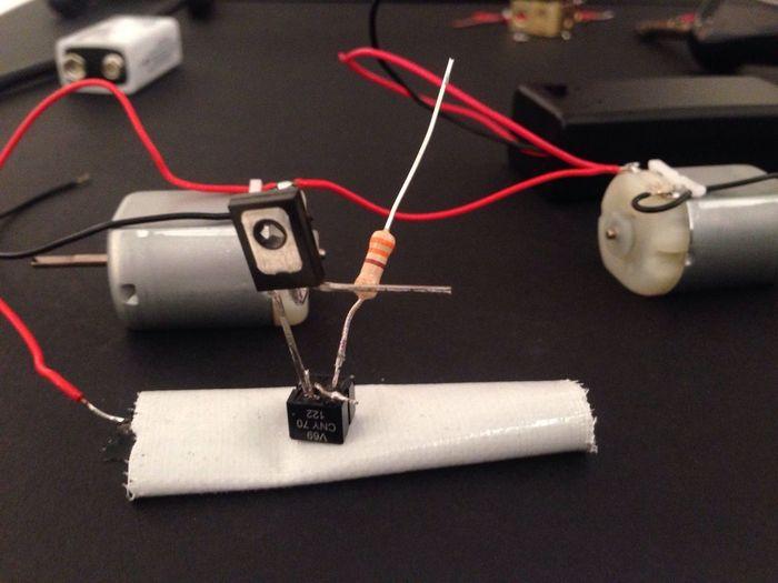 LINE Follower Robot Workshop