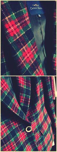 Vintage Style Jacket Chrisoutfit