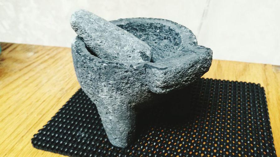 EyeEm Selects Molcajete Pig Stone Art
