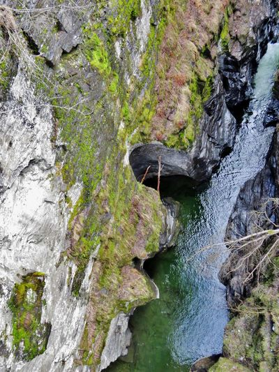 Beauty In Nature Bordalsgjelet Day Epic Hikingadventures Jette Moss Nature Nature_collection Outdoors Pothole Potholes Raw Nature River View Riverscape Rock Rock - Object Rock Face Rock Formation Thousands Of Years Old Travel Destinations TripAdvisor VOSS Westernnorway