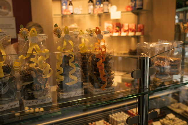 Chocolate Chocolaterie Bakery Choice Close-up Day Dessert Food Food And Drink For Sale Freshness Frozen Food Ice Cream Ice Cream Parlor Indoors  Indulgence No People Ready-to-eat Retail  Small Business Store Supermarket Sweet Food Temptation Food Stories