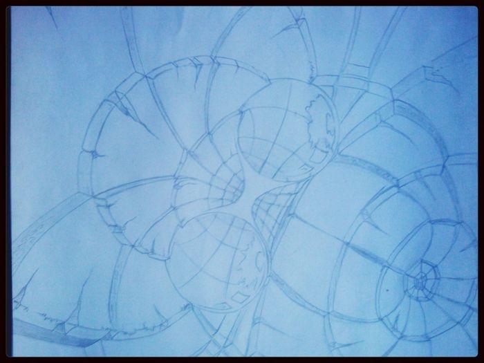 Torus Drawing Torus Fractals