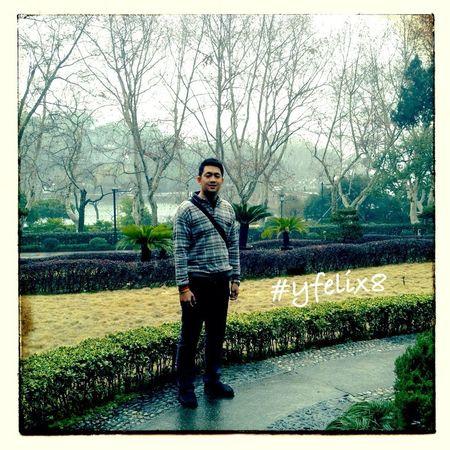 #me #trip #china #shangrila #hangzhou #garden #2012