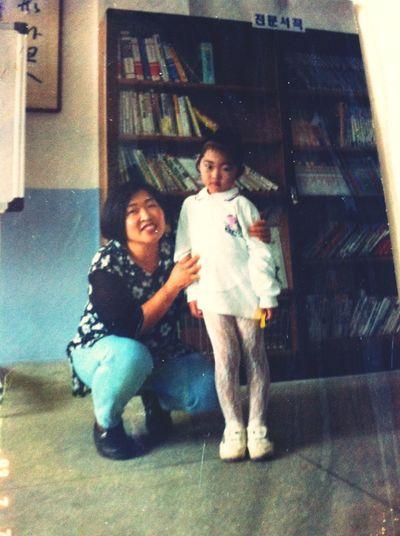 Kindergarten Transitional Moments Mom&me 1994