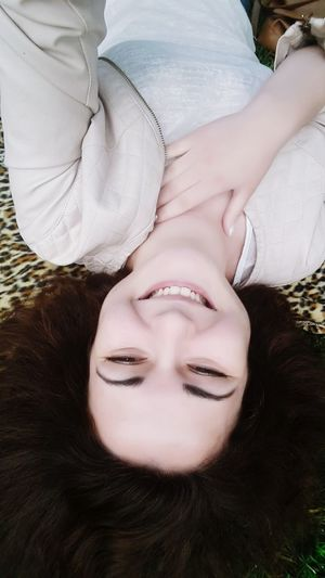 Happy :) Selfie Selfportrait Sweet♡ Smile❤ Relaxing Enjoying Life Happy Face!  Open Edit