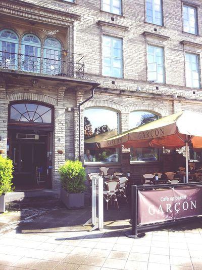 Norway Cafés Vintage Lillestrøm