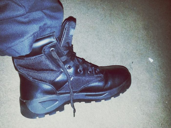 Boots Bored My
