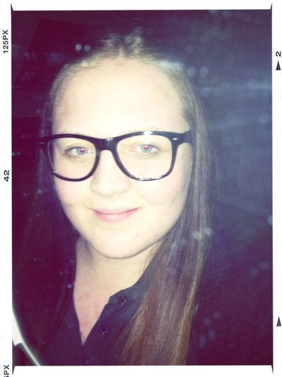 My new glasses xx