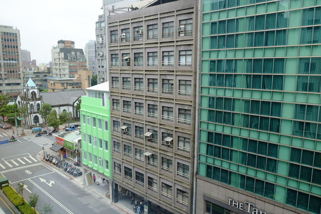 ホテルからの景色 View From The Hotel Room Fujfii Fujifilm Fujifilm X-E2 Fujifilm_xseries Taipei Taipei,Taiwan Taiwan Taiwan Photograph 台北 台湾旅行 林森北路 海外旅行 臺北 臺灣