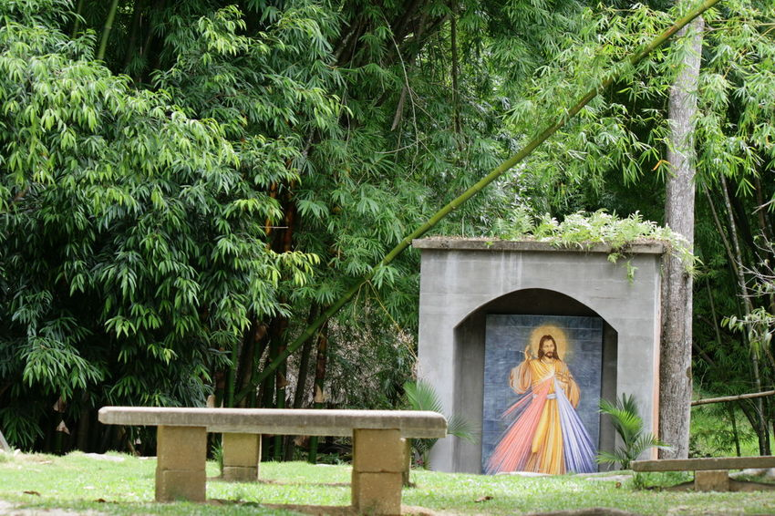 Trinidad And Tobago Canonphotography Lavega Estate Religious Architecture Fuji400h