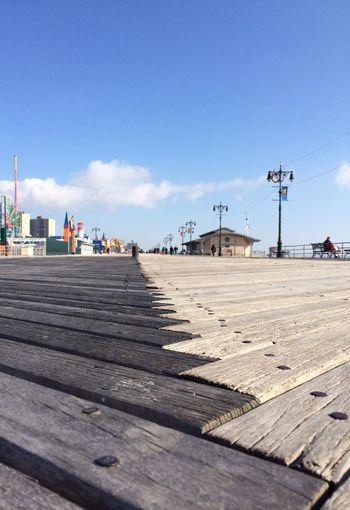 EyeEm Best Shots IPSNoFilter Brooklyn Boardwalk Coney Islland boardwalk.