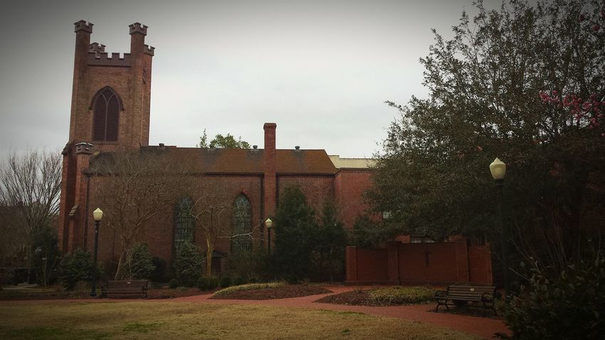 Church Christian Old-fashioned Grass Day Outdoors No People History Architecture Built Structure Building Exterior
