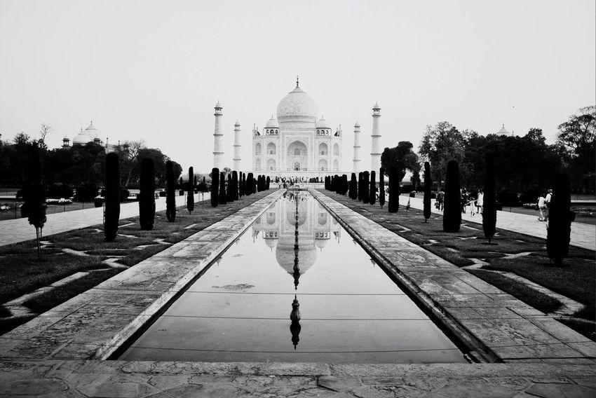 Taj Mahal India Wonders Of The World Iconic Buildings