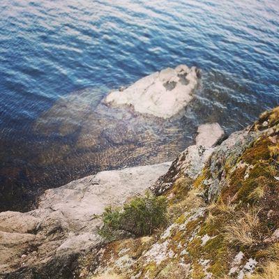 Water Nature Rock
