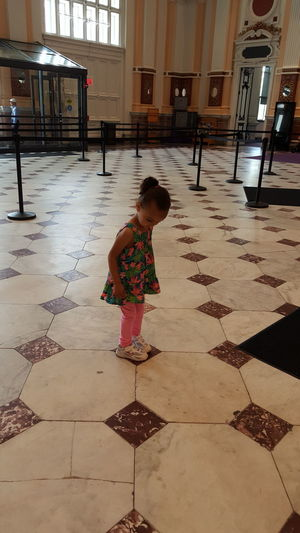 Museum Kids Having Fun Childhood Please Touch(; Philadelphia