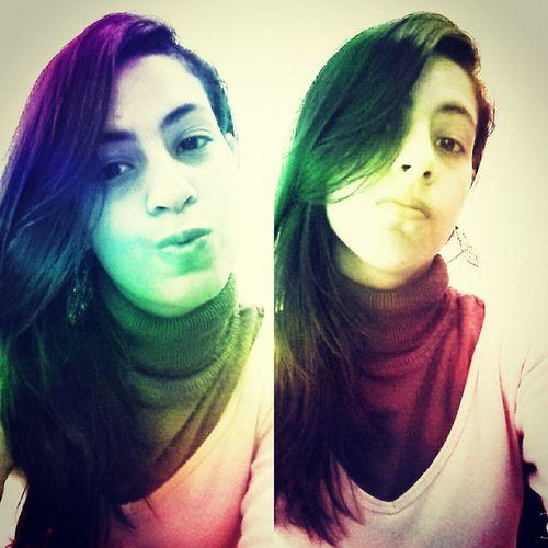 """""""Quem deseja ver o arco-íris, precisa aprender a gostar da chuva..."""" Viva_A_Vida ✌ ❤"""
