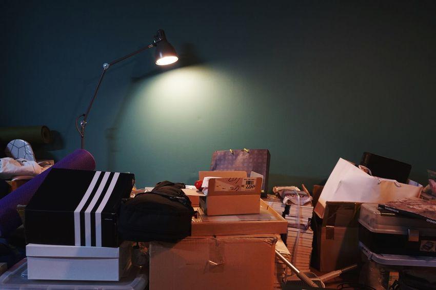 EyeEmNewHere EyeEm Selects Illuminated Lighting Equipment Indoors  Night No People IKEA Moving Seoul South Korea