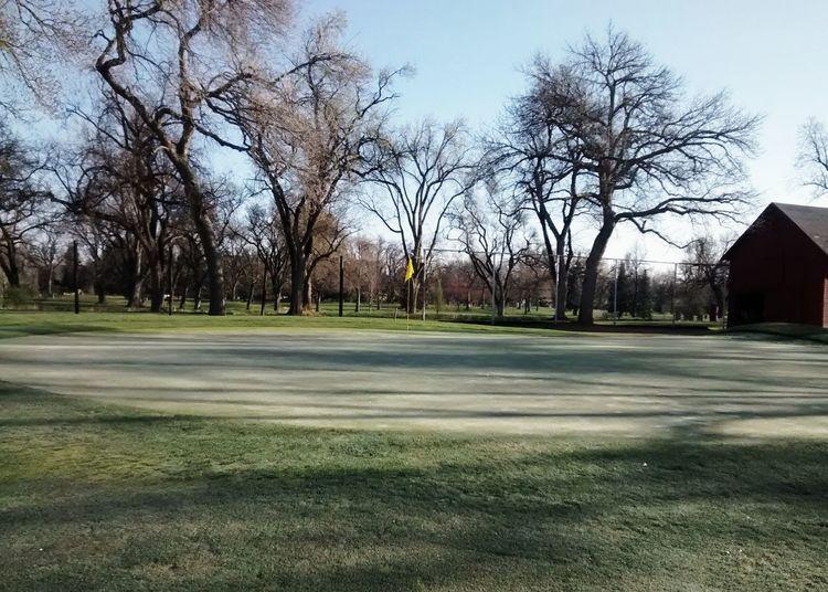 Morning dew on 9th hole. Enjoying Life Taking Pics Landscape Relaxing