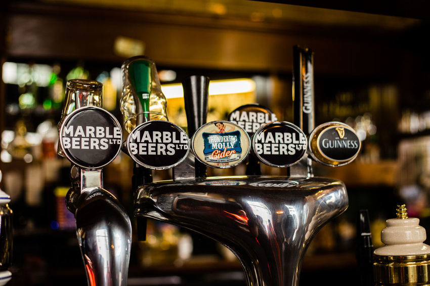 Bar Beer Beertap Brewery Focus On Foreground Manchester Marblearch Selective Focus Still Life EyeEm Bar Eyeem Manchester